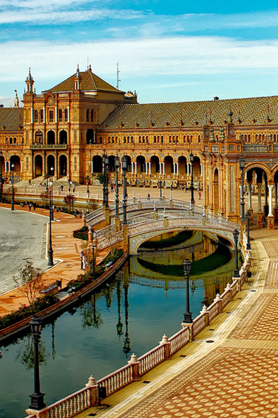 Spain - plaza-espana