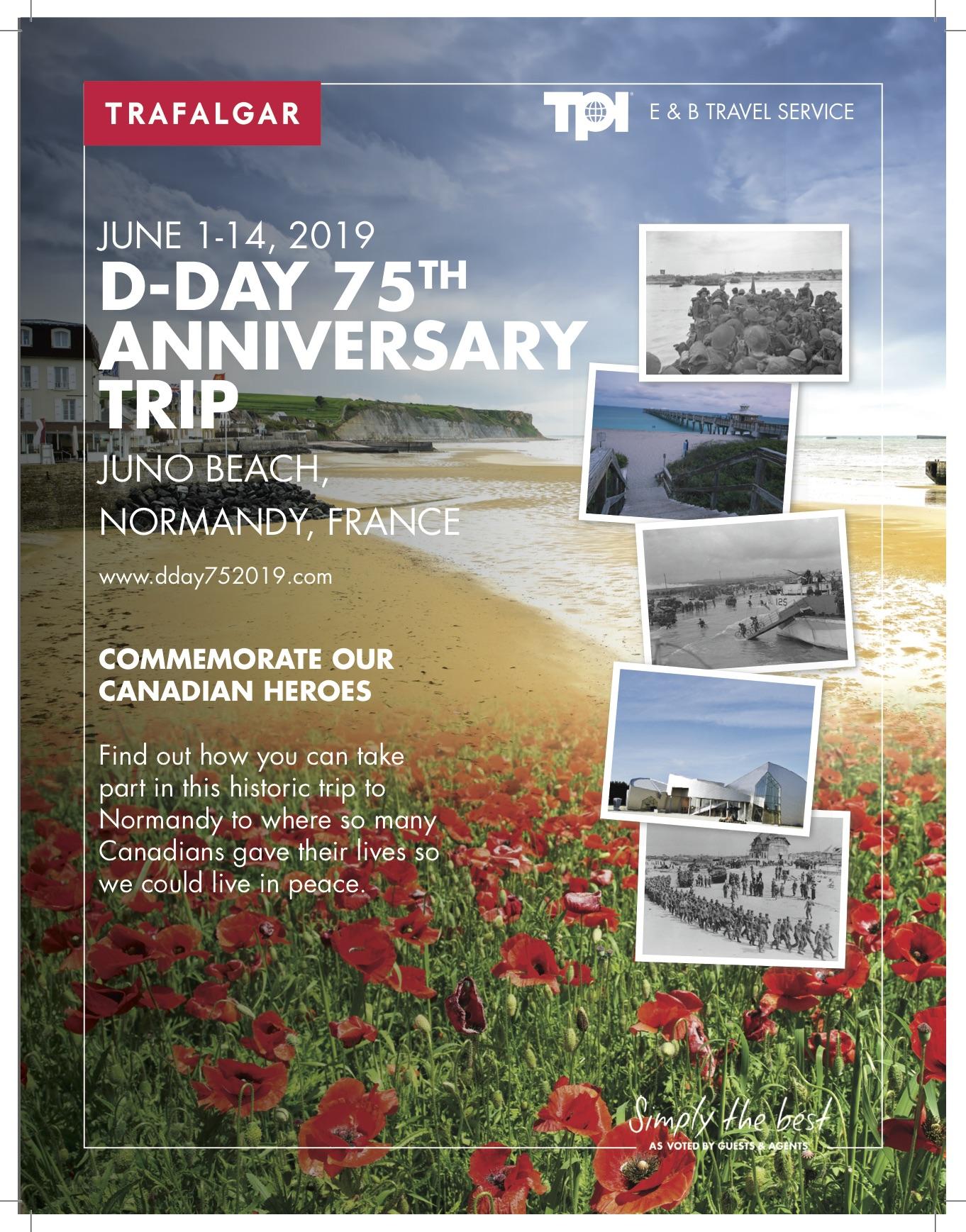 commemorations débarquement 2017